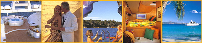 crewed yacht charter vacations