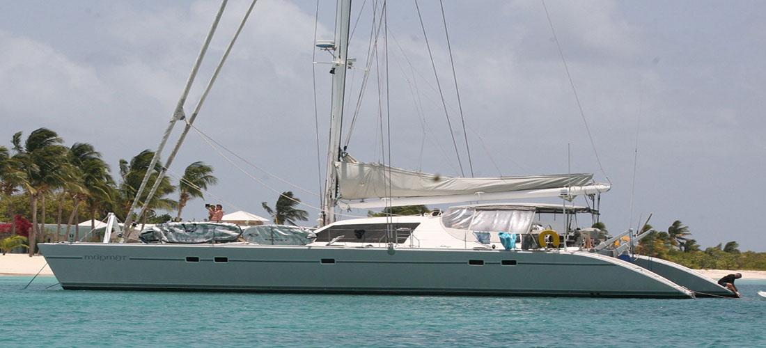 Catamaran Charter 2